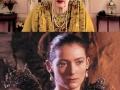 Many faces of Tilda Swinton
