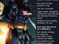 Because he's Batman..