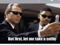Lemme take a selfie