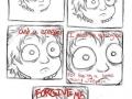 Comics on anxiety
