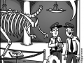 First Tyrannosaurus Victim