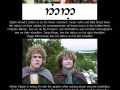 LoTR movie facts
