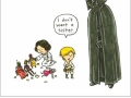 If Vader was a good father
