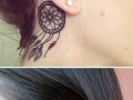Creative ear tattoos