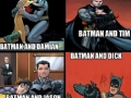 Batman and..