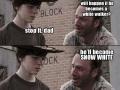 Too soon, Rick! *GoT spoiler*