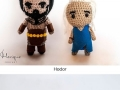 Game of Thrones crochets