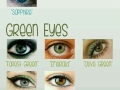 What's your eye colour?