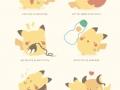 Advice from Pikachu