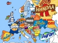 Soft drinks from Europe