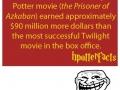 Kisses, fans of Twilight