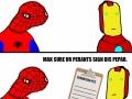 Spoderman joining Avengers
