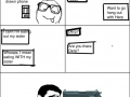 Texting rage