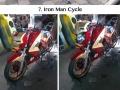 Geeky motorcycles