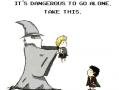 Always listen to your wizard