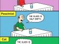 Optimist, pessimist and the..