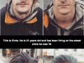 Barber making a difference