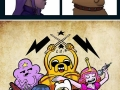 Adventure Time mashups pt.1