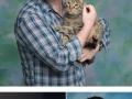 Awkward shots with pets
