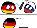 The German secret