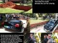 Guy buries $1M car
