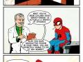Secret of Spiderman's powers