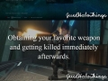 Just Halo things