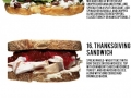 A sandwich for every day