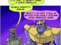 Terrible truth about Thanos