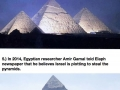 Theories about the pyramids