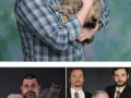 Worst photos of men & cats