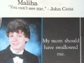 Best yearbook quotes ever!