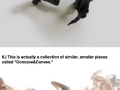 Disturbing sculptures
