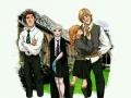 Disney x Hogwarts