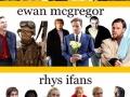 Actors & their diverse roles