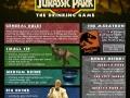 Jurassic drinking game