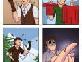 Games vs Real life