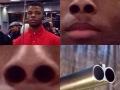 Such round nostrils