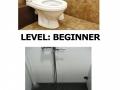Sh*tting levels