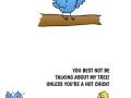Tweety tweet-tweet