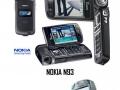 Stylish Nokia phones