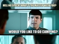 Troll level Spock
