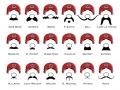 Mario Mustaches
