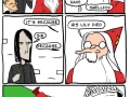 Dumbledore is savage af