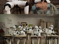 Stormtroopers' daily lives