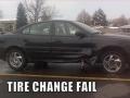 Tire Change Fail