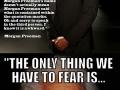 What Morgan Freeman said