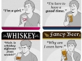 What your drinks says