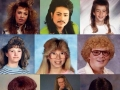Old school hairstyles