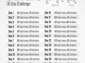 Cardio 30 challenge